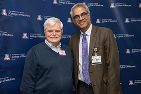 Drs. Wayne Morgan and Sairam Parthasarathy