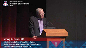 """Acknowledging Dr. Weil as the """"father of integrative medicine,"""" Dr. Kron says he agrees with many of his perspectives on prevention, but notes intervention has its role, too!"""