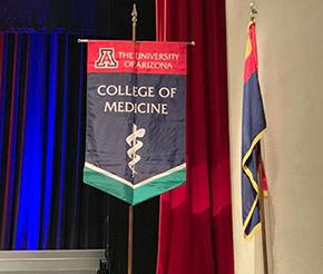 "UA College of Medicine – Tucson ""Class of 2019"" Convocation (Courtesy Indu Partha, MD) - 17"