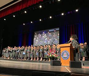 "UA College of Medicine – Tucson ""Class of 2019"" Convocation (Courtesy Indu Partha, MD) - 20"