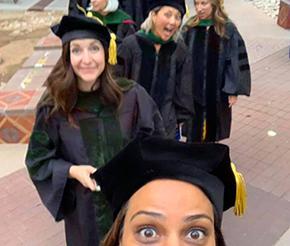 "UA College of Medicine – Tucson ""Class of 2019"" Convocation (Courtesy Indu Partha, MD) - 1"