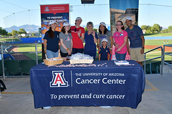 Strike Out Cancer Night at Kino Sports Complex with Dr. Rachna Shroff - 6