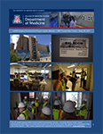 Cover of photo gallery from construction tour of new Banner - UMC Tucson hospital tower