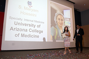 2018 Match Day for UA College of Medicine – Tucson Wows Crowd in New