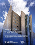 Banner – University Medicine ad promoting new hospital tower in Tucson
