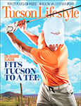 Cover image of March 2019 edition of Tucson Lifestyle magazine