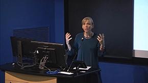 Manon O'Connor, development lead for UA Health Sciences and College of Medicine - Tucson