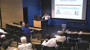 Dr. Amy Sussman discusses educational achievements 1