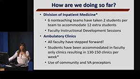 Dr. Amy Sussman discusses educational achievements 2