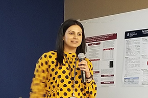 2019 South Campus Scholarly Day - Dr. Sarah Tariq 13