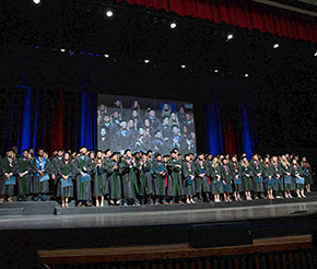 """UA College of Medicine – Tucson """"Class of 2019"""" Convocation (Courtesy Kevin Reilly, MD) - 22"""