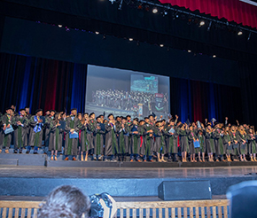 """UA College of Medicine – Tucson """"Class of 2019"""" Convocation (Courtesy Kevin Reilly, MD) - 23"""