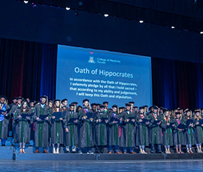 """UA College of Medicine – Tucson """"Class of 2019"""" Convocation (Courtesy Kevin Reilly, MD) - 24"""