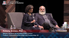 UA Center for Brain Science Director Dr. Roberta Diaz Brinton