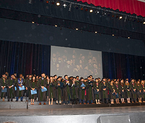 """UA College of Medicine – Tucson """"Class of 2019"""" Convocation (Courtesy Kevin Reilly, MD) - 26"""