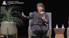 Dr. Roberta Brinton talks about Alzheimer's disease and advances genetic and genomic research are having on future precision medicine remedies across all fields