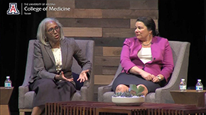 Dr. Juanita Merchant says precision medicine is pointing clinicians in new directions, but still has a way to go; that includes probiotics to improve the GI microbiome; but she agrees with Dr. Weil about how our diet and lifestyle offer the most to gain in preventive medicine