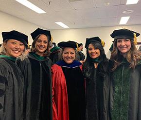 "UA College of Medicine – Tucson ""Class of 2019"" Convocation (Courtesy Indu Partha, MD) - 3"