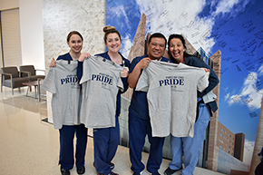 New Banner – UMC Tucson hospital tower morning open house