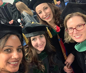 "UA College of Medicine – Tucson ""Class of 2019"" Convocation (Courtesy Indu Partha, MD) - 6"