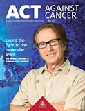 Fall 2017 issue of UACC's Act Against Cancer newsletter