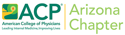 American College of Physicians Arizona Chapter logo