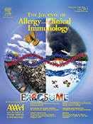 Journal of Allergy & Clinical Immunology - July 2017 cover