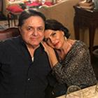 Atanasio and wife, Lupita Gatzionis