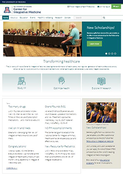 Newly redesigned AzCIM website
