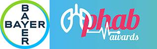 Bayer PHAB Awards logos