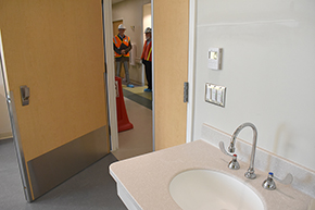 Tour of new hospital tower at Banner – University Medical Center Tucson on Jan. 24 - photo #3
