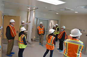 Tour of new hospital tower at Banner – University Medical Center Tucson on Jan. 24 - photo #4