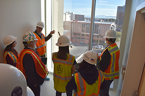 Tour of new hospital tower at Banner – University Medical Center Tucson on Jan. 24 - photo #5