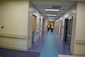 Tour of new hospital tower at Banner – University Medical Center Tucson on Jan. 24 - photo #7
