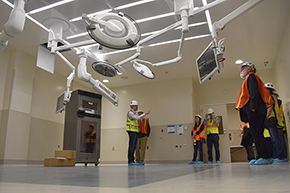Tour of new hospital tower at Banner – University Medical Center Tucson on Jan. 24 - photo #9
