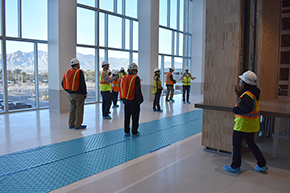 Tour of new hospital tower at Banner – University Medical Center Tucson on Jan. 24 - photo #10