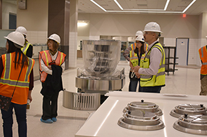 Tour of new hospital tower at Banner – University Medical Center Tucson on Jan. 24 - photo #11