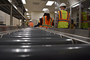 Tour of new hospital tower at Banner – University Medical Center Tucson on Jan. 24 - photo #12