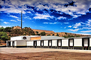 C.A.B. Produce LLC warehouse in Nogales, Ariz.