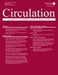 April 2010 cover of the journal Circulation