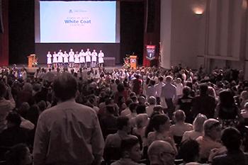 University of Arizona Class of 2023 White Coat Ceremony