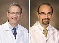 Conrad Clemens, MD, and Andy Theodorou, MD