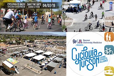 Cyclovia activities preview for April 7, 2019