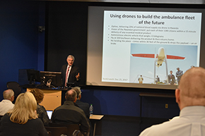UPMC's Dr. Ron Poropatich speaks on changing battlefield trauma care - photo #4