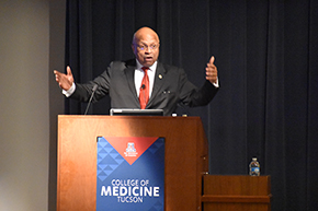 Diversity Lecture by Dr. L.W. Britt for MLK Day on Jan. 22 - photo #1