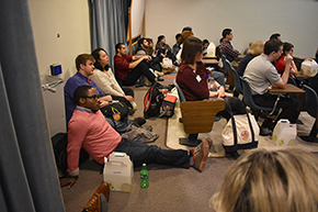 Diversity Lecture by Dr. L.W. Britt for MLK Day on Jan. 22 - photo #3