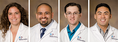 Internal Medicine, Dermatology Chief Residents Named for 2019-20 and