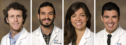 Internal Medicine, Dermatology Chief Residents Named for