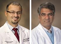 Drs. Emad Elquza and Sairam Parthasarathy