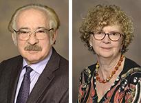 Drs. Eugene Bleecker and Deborah Meyers
